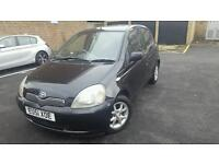 2001(51 REG) TOYOTA YARIS 1.3 PETROL AUTOMATIC MOT UNTIL 2017 IN EXCELLENT CONDITION