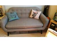 Sofa and armchair + free coffee table