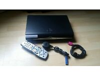 SKY PLUS HD BOX - 500GB – HDMI CABLE – REMOTE CONTROL