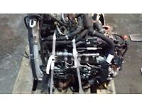 VAUXHALL INSIGNIA ASTRA 2.0 CDTI COMPLETE DIESEL ENGINE (code A20DTH)