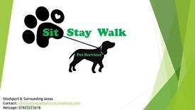 Dog Walking and Pet Services Stockport