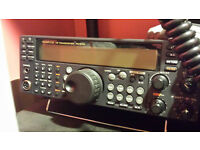 kenwood ts 570 hf radio