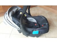Brand new Silver Cross car seat