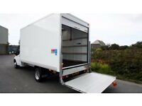24/7 MAN AND VAN WITH TAIL LIFT REMOVAL SERVICE HOUSE +OFFICE+ FLAT REMOVAL SERVICE