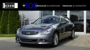2012 Infiniti G37X TECH 1 Owner Accident Free