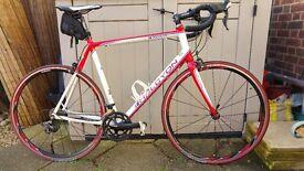 Halcyon Chronos 105 racing bike.