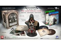 Ezio Collection Collectors Edition *Xbox One* *BRAND NEW* Only £120 for this week only