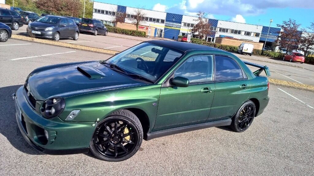 subaru impreza wrx turbo bugeye prodrive 2001 with mot in stamford lincolnshire gumtree. Black Bedroom Furniture Sets. Home Design Ideas