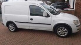 Vauxhall combo - mot feb 2019 - very clean