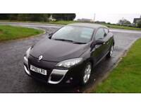 RENAULT MEGANE 1.6 I-MUSIC VVT,Coupe,2010,Alloys,Air Con,Cruise Control,Very Clean,Drives Superb