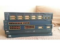 CISCO SWITCHES\ROUTERS