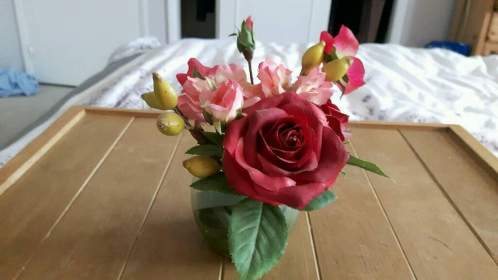 Silk flower arrangement john lewis in hazlemere buckinghamshire silk flower arrangement john lewis mightylinksfo
