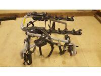 Peruzzo Boot Fitting 3 Bike Car Carrier / Rack