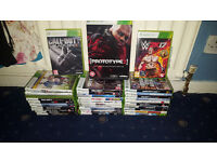 33 Xbox 360 Games (GTA, WWE 2K17, Black Ops 2, Lego, Skate, Plants Vs Zombies, Street Fighter)