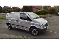 Mercedes-Benz Vito Van 109 CDI 2010 £8500 (includes VAT)