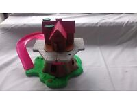Small fairy house, small fairy summer house, small RPSCA camping set