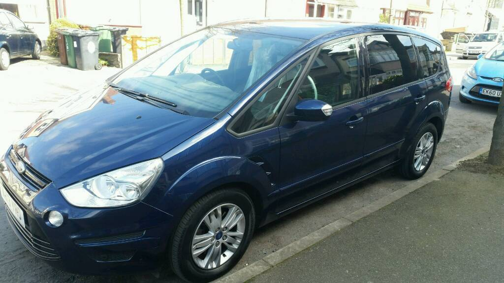 Ford smax automatic transmission