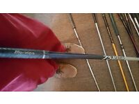 GOLF CLUB. 5 WOOD. Meridian Z3 oversize 17.4 stainless steel