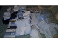 Baby boys clothes bundle up to 3 months