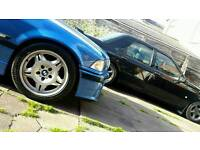 WANTED BMW E36 COUPE SALOON BLUE BLACK RED SILVER WHAT YOU GOT PX