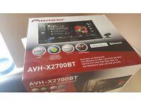 Pioneer AVH-X2700BT dvd/cd