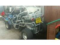 Quadzilla pgo 250 road legal buggy on off road