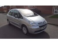 2007 CITROEN XSARA PICASSO 1.6 LTR DIESEL CALL 02475119369 £598 REDUCED TO GO NO OFFERS