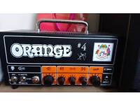 Orange dark terror jim root