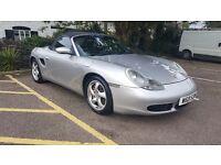 Porsche Boxster 3.2 s 2000 (w) reg bargain