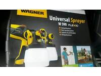 Wagner Universal Flexio Sprayer W590