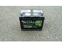 Numerous leisure battery