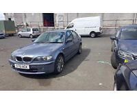 Bmw 316, 2 previous owners mot till 01/2017. Call 07931033500