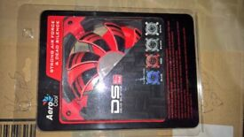 Aerocool DS Edition 12cm Red LED Fan