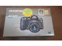 Olympus E-520 Digital Camera