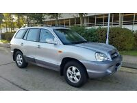 Hyundai Santa Fe 2005 2.0 diesel HPi clear 1 owner good coundition