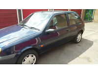 Ford Fiesta 1.3 2001 long mot