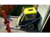 Spokey Joe 2 seater bike trailer