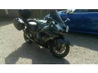 Kawasaki zzr 1400 zx14r price reduction