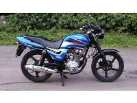£380 or swap 2012 lexmoto 125