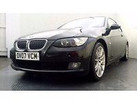 2007 | BMW 3 Series 325i SE Coupe | Petrol | Manual | Leather Seats | 1 yr MOT | Service History |
