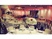 Wedding hall,mehndi ,banquet suit,conference room,birthday party,chair covers,table decor,weddings