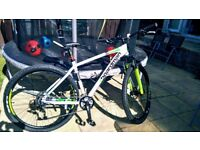 Boardman mtb mountain bike for sale !!