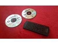 Playstation Games and Remote Control