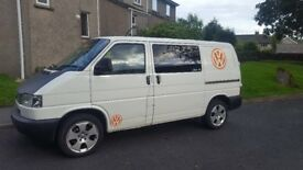 Vw transporter t4 day van