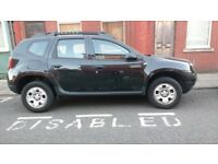 LOW MILEAGE 2015 DACIA DUSTER AMBIANCE DCI 1.4 ONLY £6,500