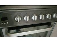 Hotpoint Ultima HUE52 electric cooker