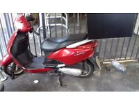 Honda NHX 108 not pcx ps