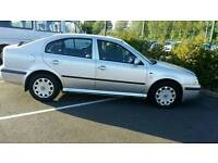 Skoda octave automatic transmission engine and gearbox very good body work very good