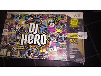 dj hero for wii