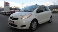 2009 Toyota Yaris CE 3-Door Manual
